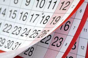 Kalender für Ionic