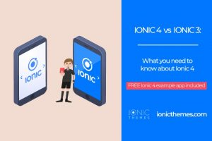 Ionic 3 oder 4?