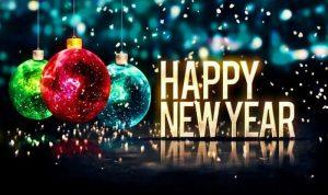 Happy New Year wünscht Ionic!
